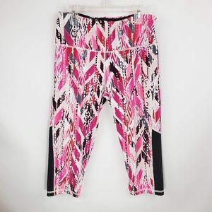 Victoria's Secret VSX small knockout capri legging